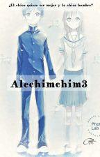 ¿El chico quiere ser mujer y la chica hombre?. by Alechimchim3
