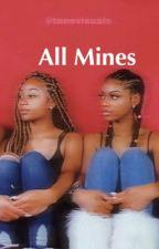 All mines ♥️ by xoxobribug