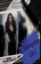 Vampire Girl xo #BlueRosesAward by LoLoLotte123