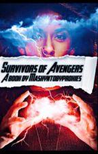 Survivor's Of Avenger's  (Percy Jackson/Avengers Crossover) by MaskynTobyproxies