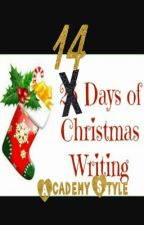 14 Days of Academy Christmas by BamaRose