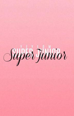 Super Junior [Daddy kink] by yeyeom