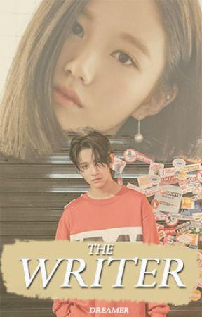  The Writer  K.S by ficseli12