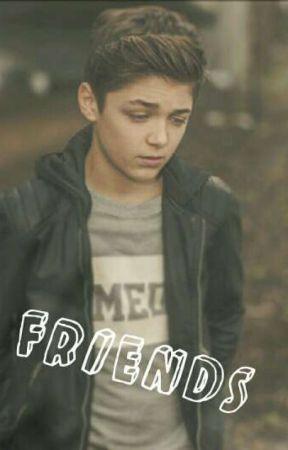 Friends? [Jonah Beck x reader]  by off-key-kazoo