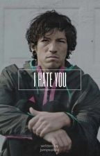 • i hate you • [joshler] by jumpsuitae