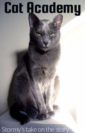 Cat Academy-Talon's POV by thunderystormy
