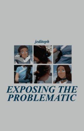 exposing the problematic.   joke book by saintsansa