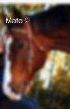 Mate ♡ by sunnigirl1999