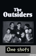 Outsiders One Shots (Requests Open) by kay12321kay