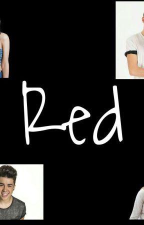 Red  by OfeliaAndrea