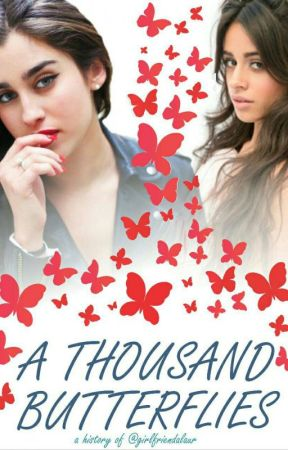 a thousand butterflies by girlfriendalaur
