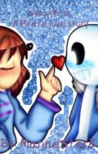 Sans x Frisk || A Pirate love story by MarineStarZ