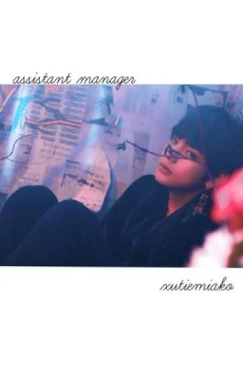 Assistant Manager (Taehyung x Reader)