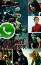 ×Avengers whatsapp× by Dyllove91