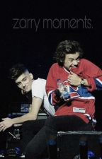 zarry moments. by zainftme