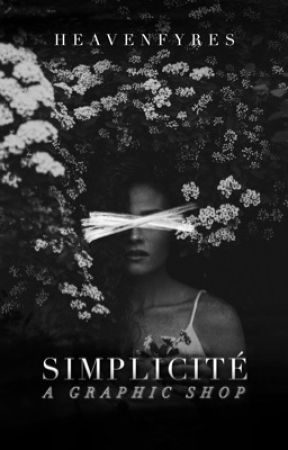 ; simplicité · a graphic shop by moonlight_aesthetics