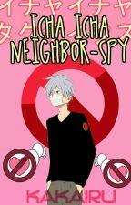 Icha Icha Neighbor-Spy [KakaIru] by KimyMondragon