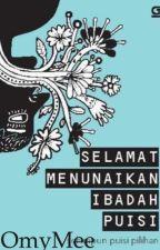 Catatan Cinta Seorang Hamba/Kumpulan Puisi dan Quotes Islami by OmyMee