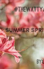 Summer Springs All Over by lucylmg