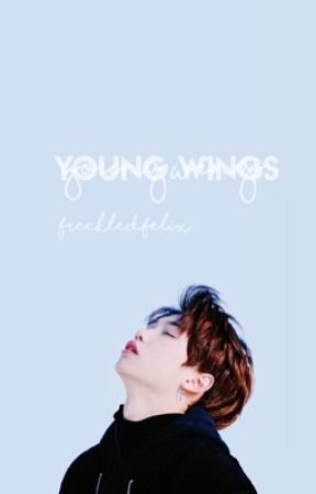 Young Wings; Lee Felix Stray Kids (#Wattys2018) by freckledfelix