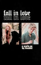 FALL IN LOVE ↯ SCORLY! by T-tina