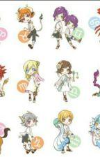 horoscope manga/anime+jeux ect❤ by yukino-sakura