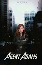 Agent Adams (Tony Stark ff) by ala_nea
