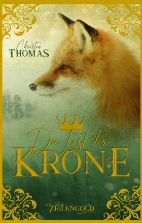 Die Last der Krone (Leseprobe) by CThomasAutorin