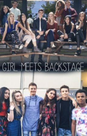 Girl meets backstage by Demi9639