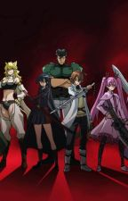 Akame Ga Kill - Split The Earth In Two, Quake by scarecrow1000154