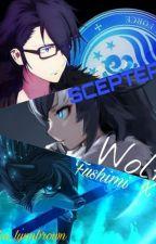 SCEPTER 4'S Wolf (Fushimi X OC) by asuka_lynnbrown