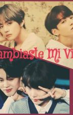 Cambiaste Mi Vida Híbridos/YoonMin/VKook by Yosi-Chan2005