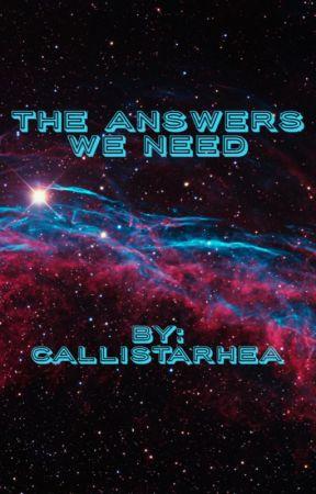 The Answers We Need: Reylo Fanfic by CallistaRhea