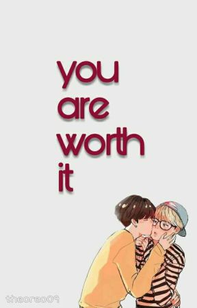 You are Worth it (boyxboy) by theoreo09