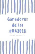 Ganadores de los #RA2018 by RulesEditorial