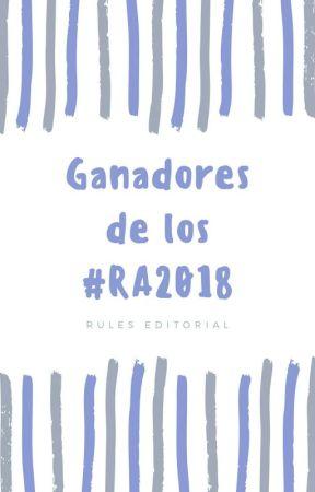Ganadores de los #RA2018 by RulesEditorial