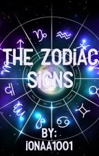 The Zodiac Signs by IonaA1001