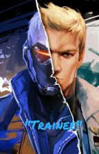 """Trainee"" (Soldier:76 x FEMALE reader) by KimiDTK"
