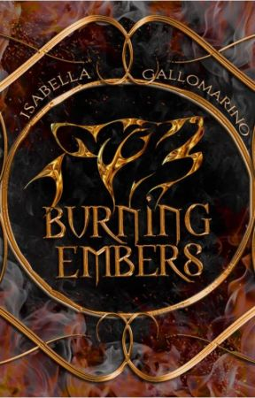 Burning Embers by Bellarina50