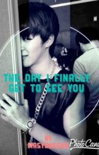 The day I finally get to see you (Bts fanfic) by jenny_kdp
