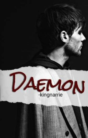 Daemon // Larry by -kingnarrie