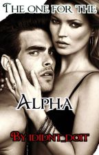 The one for the Alpha by ididnt_doit
