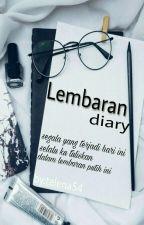 Lembaran Diary by telena54