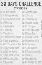 30 Day OTP Challenge (Matchil) by Arizona_Author
