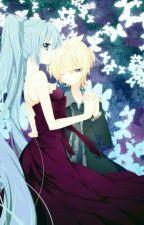 Be My Bride! (Miku×Len Fanfic)  by AnimeSenpai01