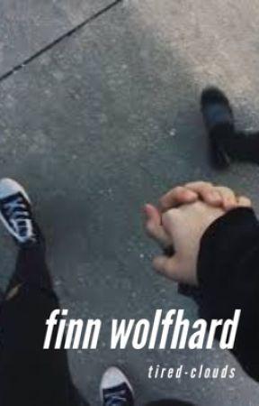 finn wolfhard imagines by sleepy-cal