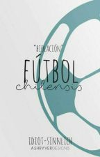 Futbol Chilensis《biolación》 by idiot-sinnlich