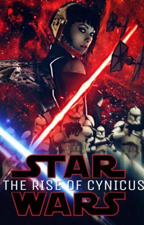 Episode XI: Star Wars Into The Darkness | Kylo Ren Fanfiction | by CarmeliteCollsworth