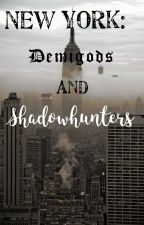 New York: Demigods and Shadowhunters UNDER CONSTRUCTION by LydiaRoseMartin