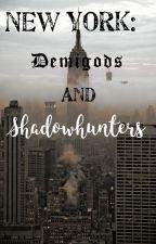 New York: Demigods and Shadowhunters UNDER CONSTRUCTION by LydiaRoseMartin